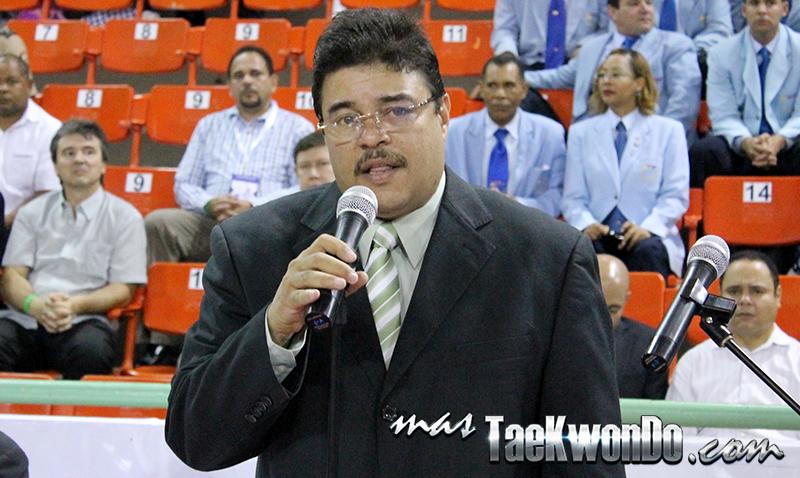 Una vez concluidos los dos eventos que nos han convocado, tuvimos la oportunidad de dialogar en exclusiva con el presidente de la Federación Dominicana de Taekwondo, quien nos dio su apreciación sobre los hechos ocurridos en Santo Domingo.