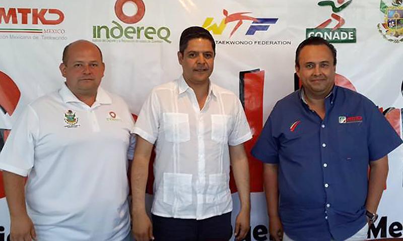 Querétaro atraerá las miradas del Taekwondo mundial del 11 al 15 de diciembre, cuando el Centro de Congresos de la capital queretana se convierta en la sede de la final del Grand Prix y la Copa del Mundo por Equipos.