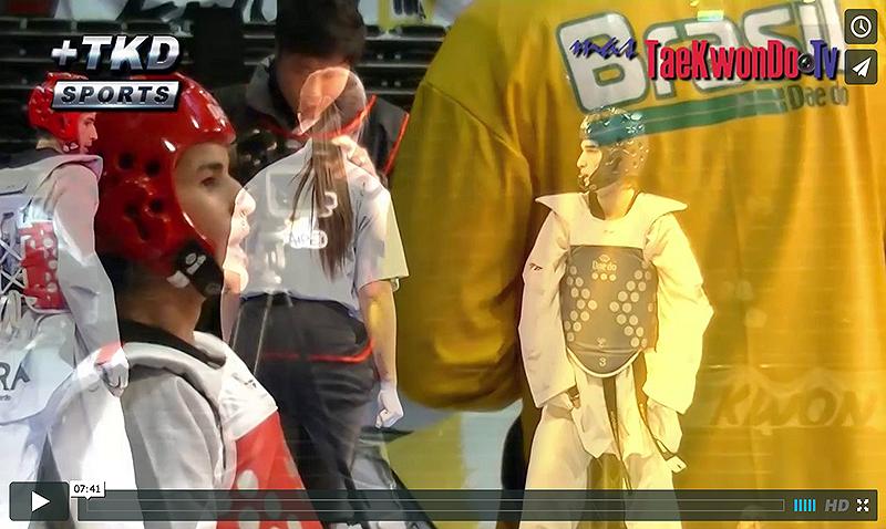 """""""Um guerreiro não tenta parecer, ele é."""" Depois de garantir vaga nos Jogos Olímpicos da Juventude, Edival Marques leva título mundial em Taiwan na categoria até 63 Kg."""