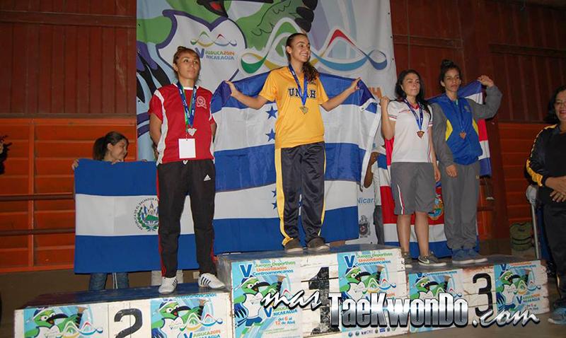 El Taekwondo tuvo su participación durante los días 8 y 9 de abril en las instalaciones del Gimnasio de Combate del Instituto Nicaragüense del Deporte.