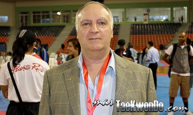 """El Technical Delegate, como oficialmente se denomina este cargo, tiene la función de fiscalizar los eventos catalogados por la WTF como """"G"""" y se encarga de controlar que todo este dentro del reglamento de competencia como lo estipula la propia Federación Mundial de Taekwondo."""