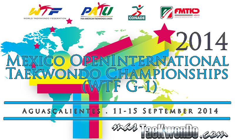 """El G-1 que tendrá sede en Aguascalientes, se prepara para recibir al mundo entero en lo que será un campeonato único denominado: """"México Open Internacional Taekwondo Championships (WTF G-1)""""."""