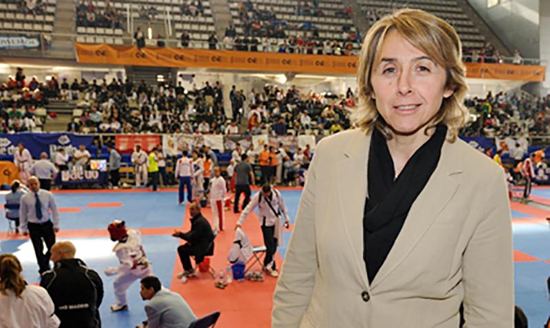 La andaluza Elena Benítez (Campeona Olímpica, Mundial, Copa del Mundo y de Europa) es quien se hará cargo de la Dirección Técnica de los Seleccionados Nacionales de Taekwondo de España.