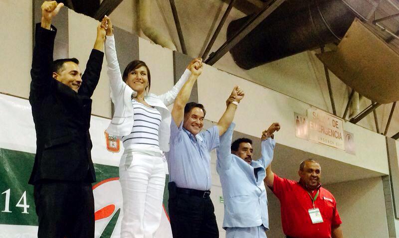 Nuevo León se proclamó por séptimo año consecutivo máximo triunfador del Taekwondo de la Olimpiada Nacional, evento que este domingo concluyó en las instalaciones del World Trade Center del puerto de Veracruz.