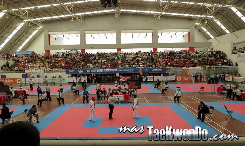Las instalaciones del Instituto del Deporte de Aguascalientes, se encuentran prácticamente listas para recibir dos eventos de nivel continental y mundial entre el 10 y 14 de septiembre de este año y masTaekwondo.com estará ahí para darte toda la información.