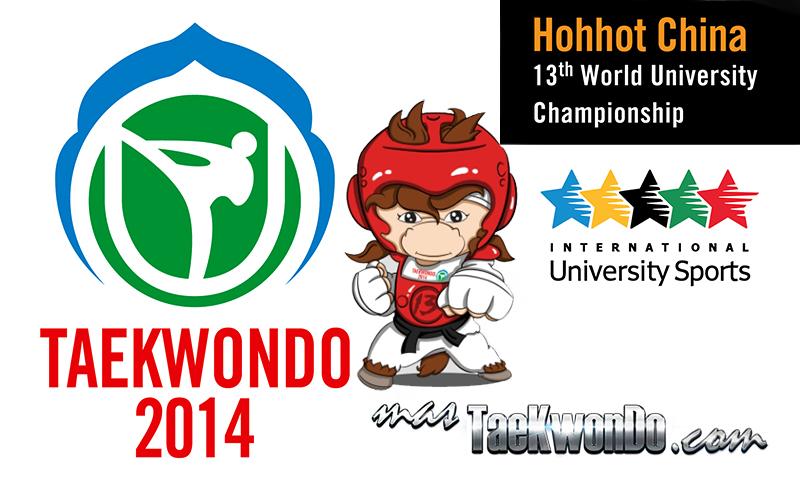 Resultados Completos de la modalidad de Poomsae durante la 13ª edición del Campeonato Mundial Universitario celebrado el 8 y 9 de junio de 2014 en la ciudad de Hohhot, Mongolia Interior, China.