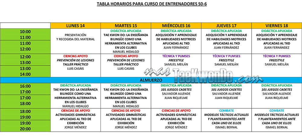 2014-06-12_(85633)x_TABLA HORARIOS PARA CURSO DE ENTRENADORES S0