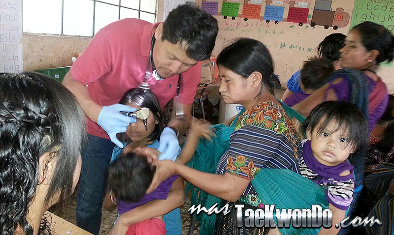 Luke Rhyee en Guatemala
