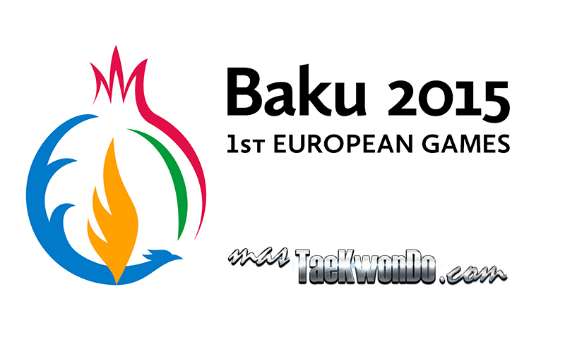 """Se lanzó de manera oficial el logo que se alzará en la inauguración de los """"Juegos Europeos de 2015"""" que se llevarán a cabo en la ciudad de Bakú, Azerbaiyán por primera ocasión, alrededor del cual ya se genera mucha expectativa."""