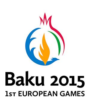 Logo: Baku 2015