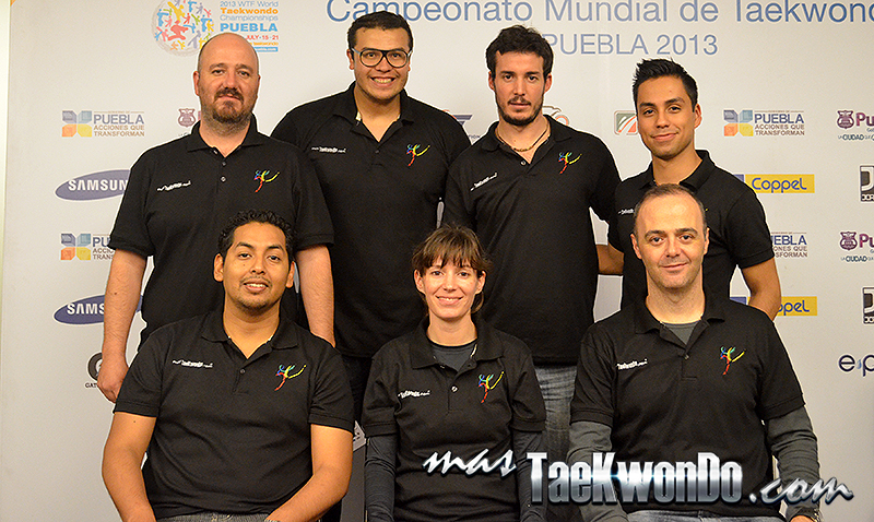 masTaekwondo Team