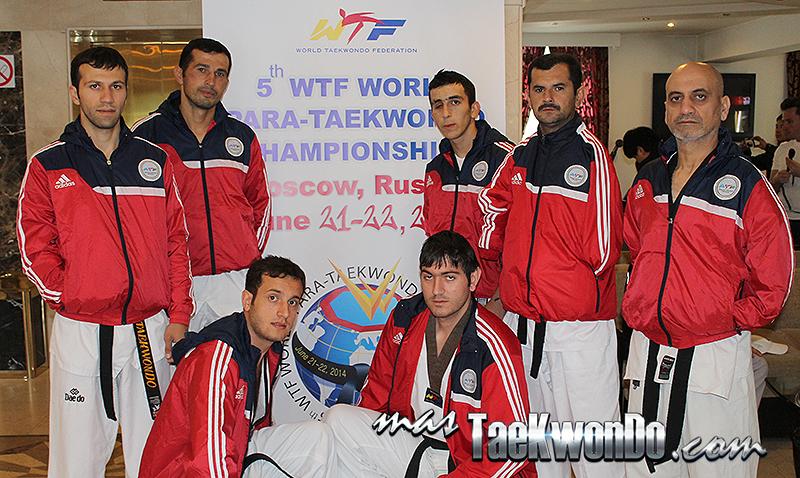 Para-Taekwondo Azerbaijan