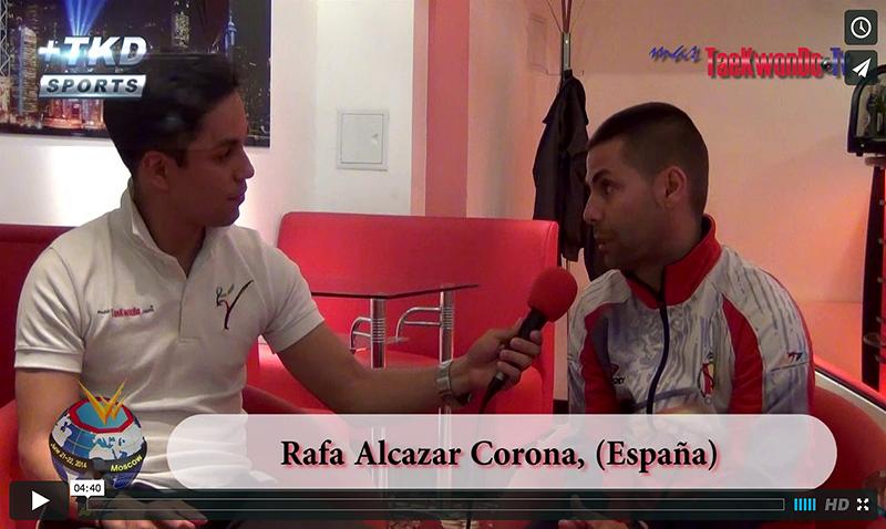 Entrevista a Rafa Alcazar Corona de España