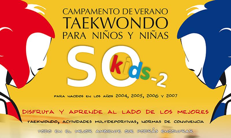 Cartel SO kids 2