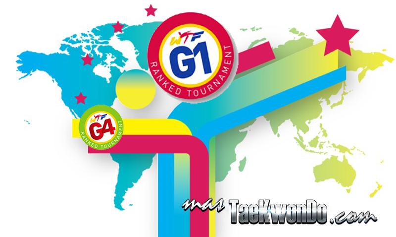 Banersillo de Mexico Open G1 y Panamericano de Taekwondo G4