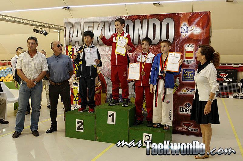 FIN Masculino -33 Kg. Campeonato de España Cadete de Taekwondo