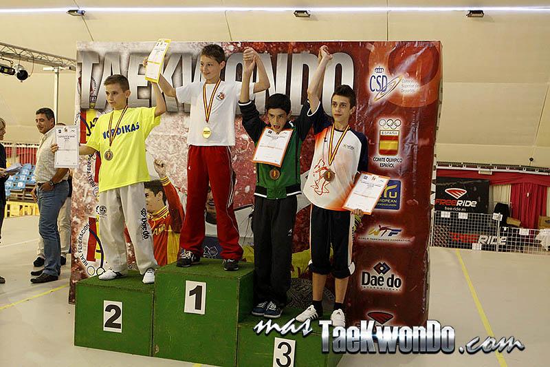 FLY Masculino -37 Kg. Campeonato de España Cadete de Taekwondo