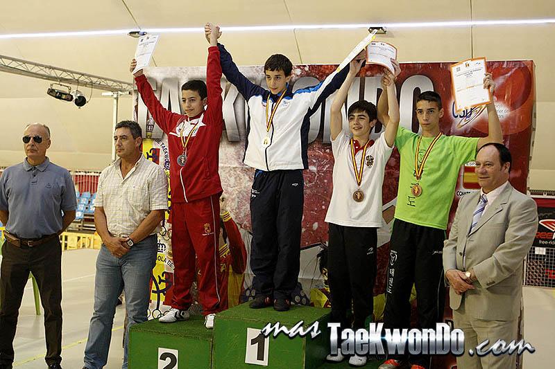 LIGHT Masculino -49 Kg. Campeonato de España Cadete de Taekwondo