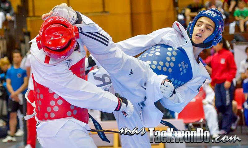 """El """"3er Swiss Open"""" se llevó a cabo el 7 y 8 de junio con la utilización por primera vez de los """"Cascos Electrónicos"""" en la totalidad de los combates. Chakir Chelbat Director del Comité de Referees de la WTF y Walid Younes, Secretario General de la Federación Suiza de Taekwondo opinaron al respecto."""