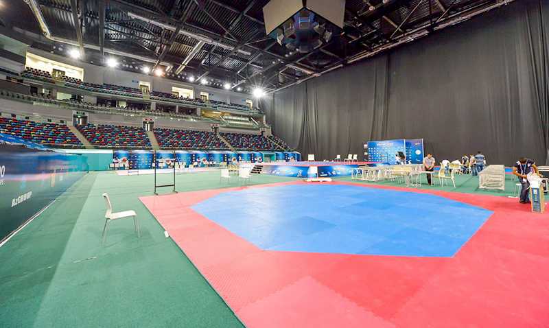 National Gymnastic Arena