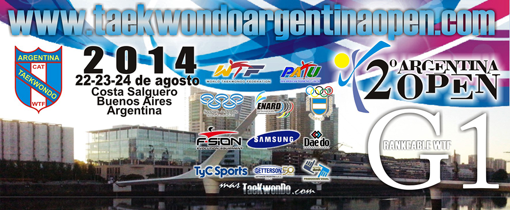 Afiche 2 del Argentina Open 2014