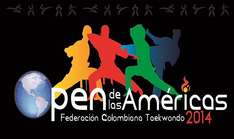Banner del Campeonato Open de las Americas 2014
