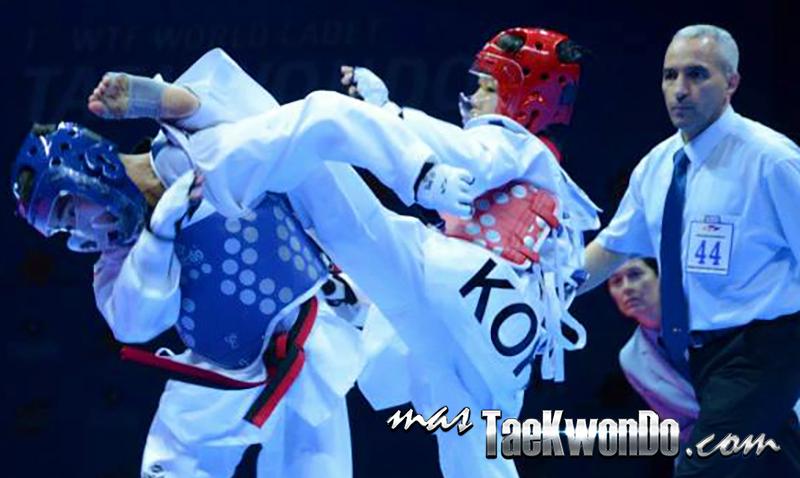 Mundial Cadetes de Taekwondo