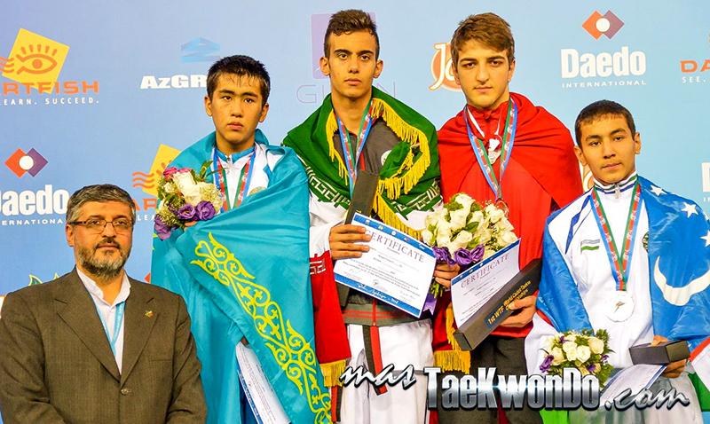D4_1st WTF World Cadet Taekwondo Championships_Cadet Male o65kg