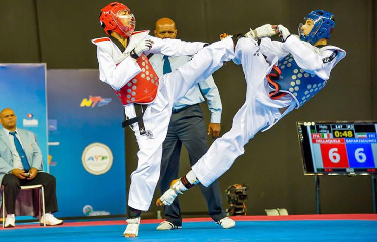Mundial de Cadetes de Taekwondo