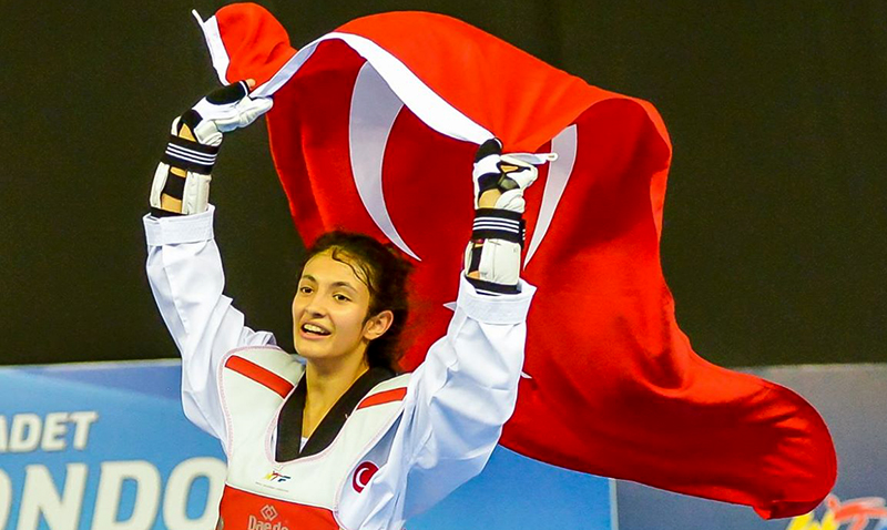 Tugba Yilmaz de Turquía