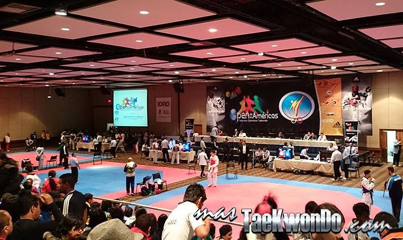 Open las Americas 2014