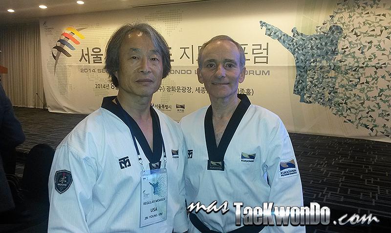 Foro Mundial de Líderes del Taekwondo