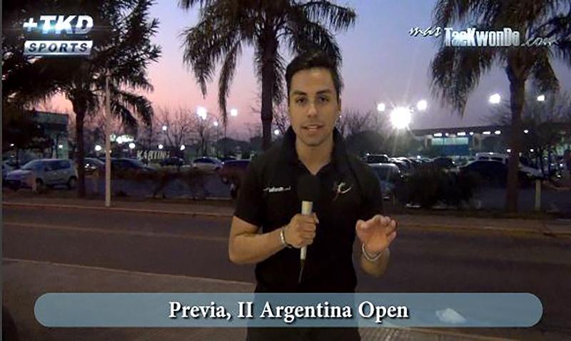 Argentina Open, previa TV