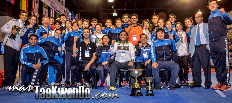 2do Argentina Open, Mexico Campeon