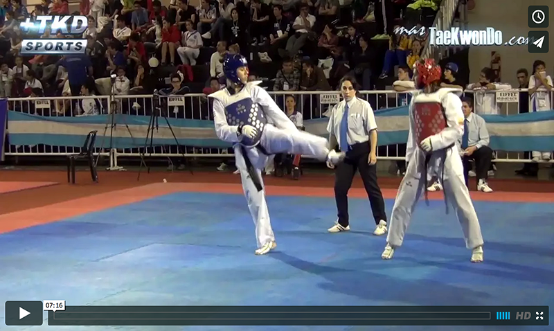 Argentina Open 2014, videos