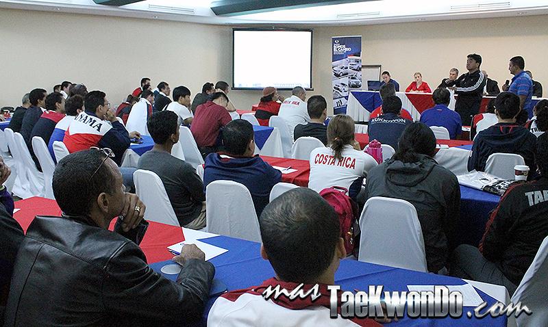 Congresillo Tecnico del Open de Costa Rica 2014