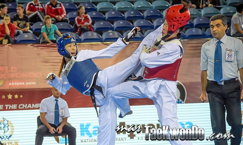 Astana2014 [Woman -49kg]