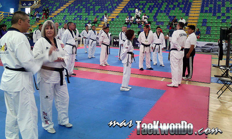 Costa Rica Open 2014 entreno IR