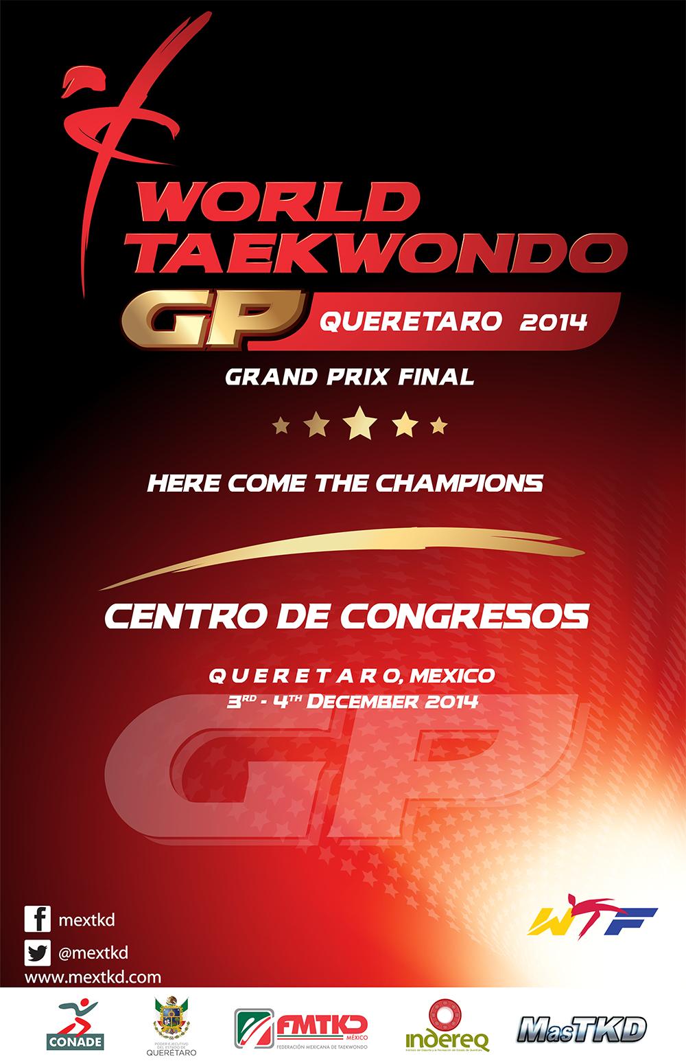 Cartel Grand Prix Final, Queretaro 2014