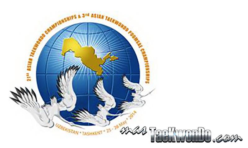 Logo del Asian Taekwondo Championships