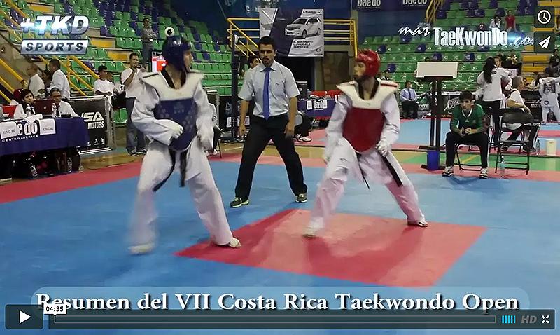 Video Resumen del Open de Costa Rica 2014
