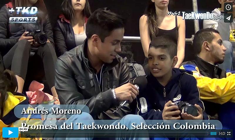 Entrevista en exclusiva a Andrés Moreno
