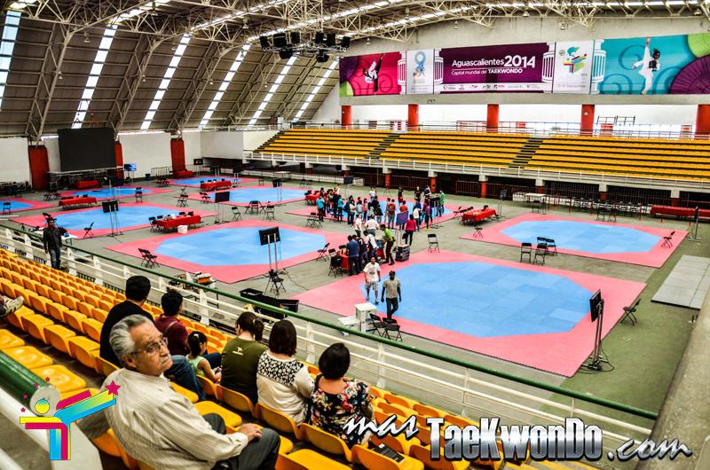 Gimnasio Olímpico, Aguascalientes, México