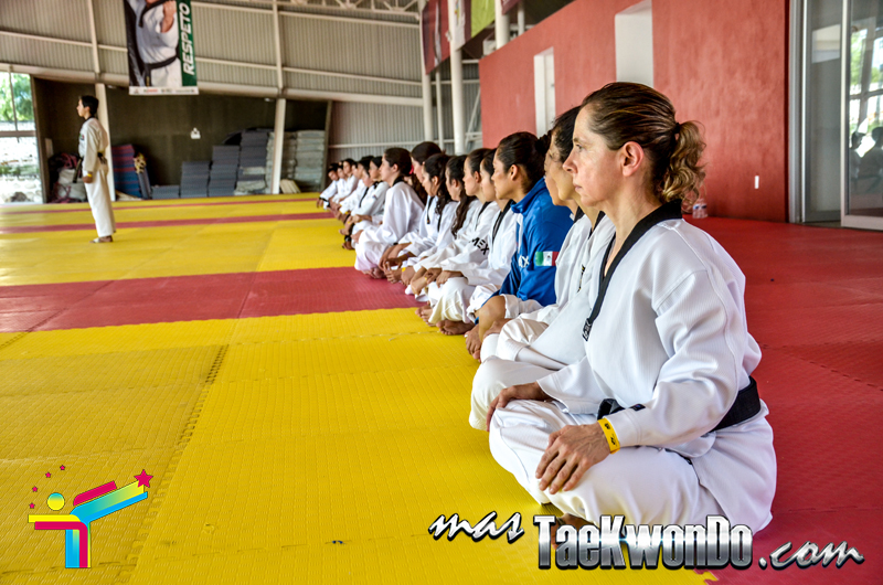 Mexico Team Poomsae