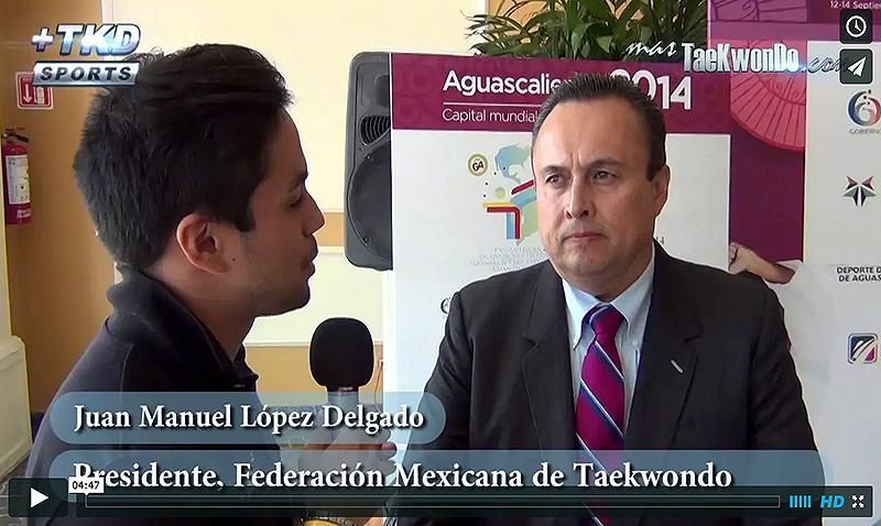 Entrevista a Juan Manuel López Delgado