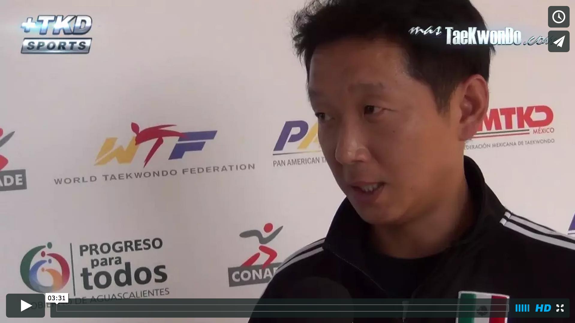 Entrevista a Kang Young Lee