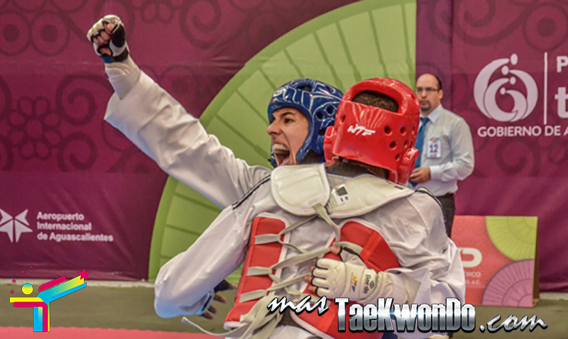 Panamericano 2014 de Taekwondo, día 2
