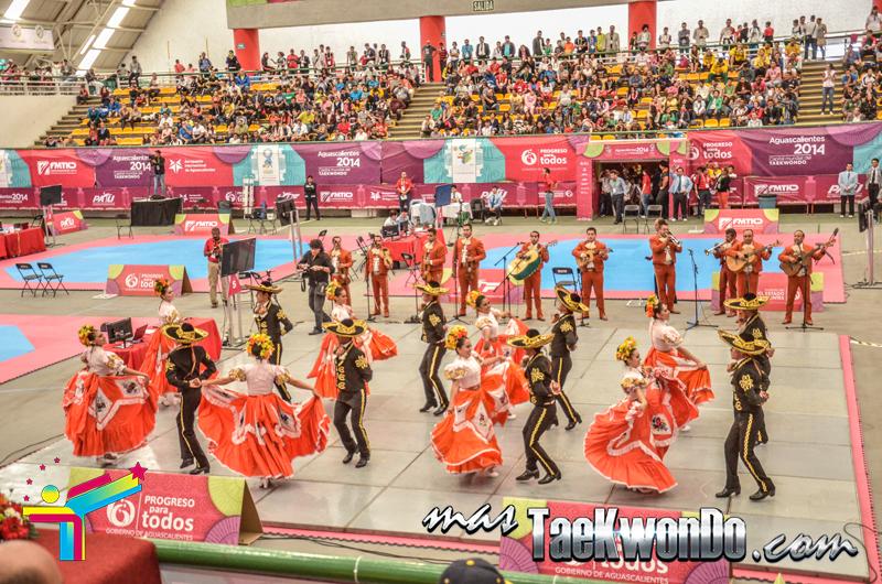 Inauguracion Aguascalientes 2014, baile