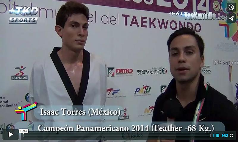 Entrevista a Isaac Torres (MEX)