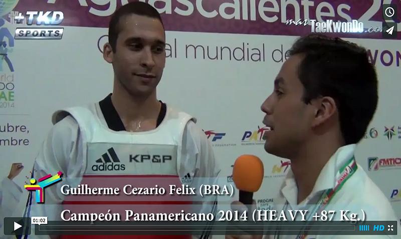 Guilherme Cezario Felix, BRA M+87Kg